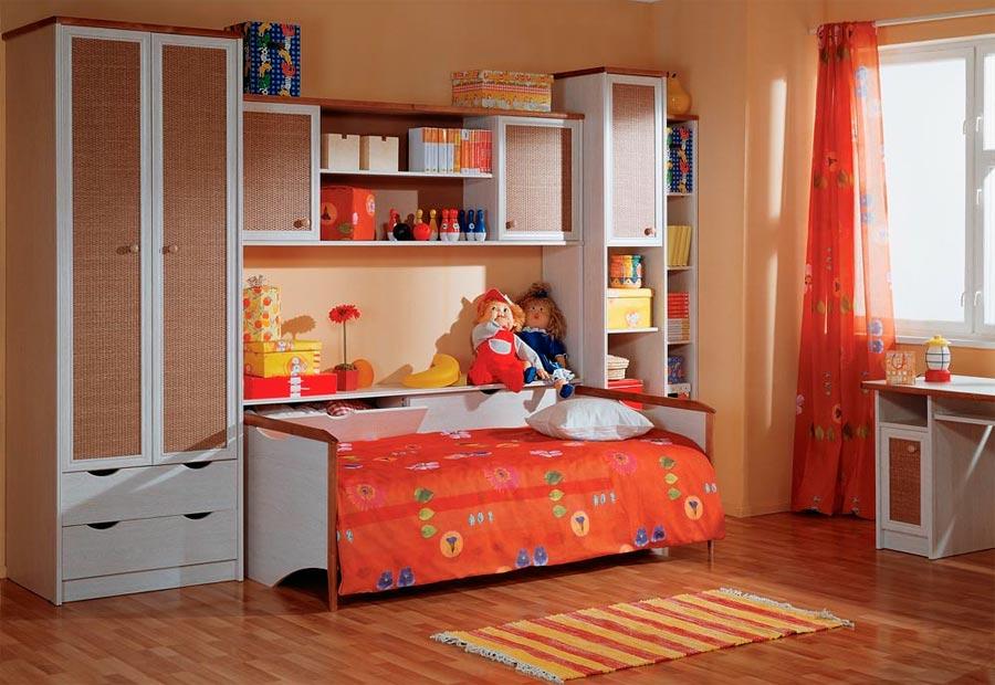 Требования к детской мебели всегда выше, чем к любой другой. . Мебель для детской должна быть эргономичной